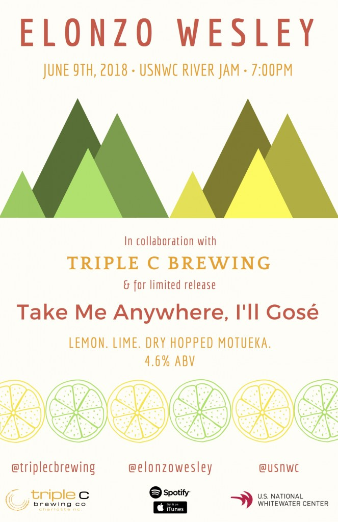 Take Me Anywhere I'll Gose - poster