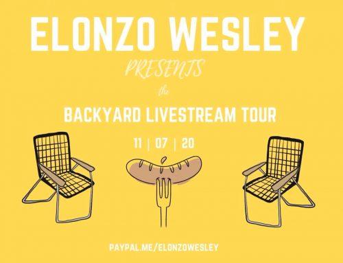Backyard Livestream Tour – Episode 2